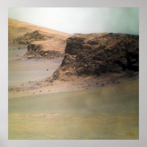 Un sueño marciano impresiones