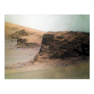 Un sueño marciano tarjeta postal