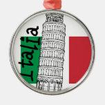 Un tacto de Italia Ornaments Para Arbol De Navidad