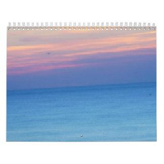 Un tacto del Sun '14 Calendario