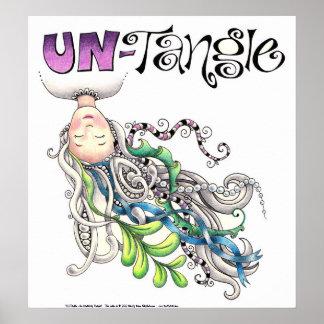 UN-Tangle retreat poster