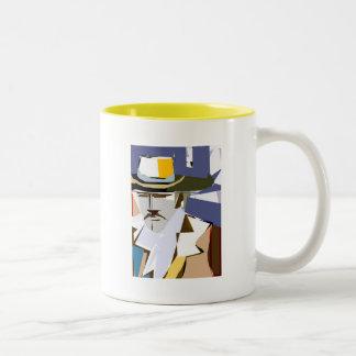 Un Tango Two-Tone Coffee Mug