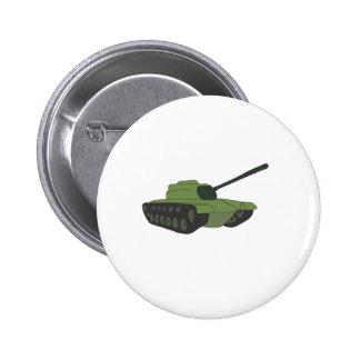 Un tanque Máquina militar Pin