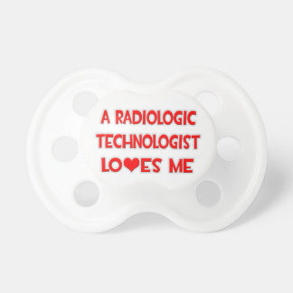 Un tecnólogo radiológico me ama chupetes de bebe