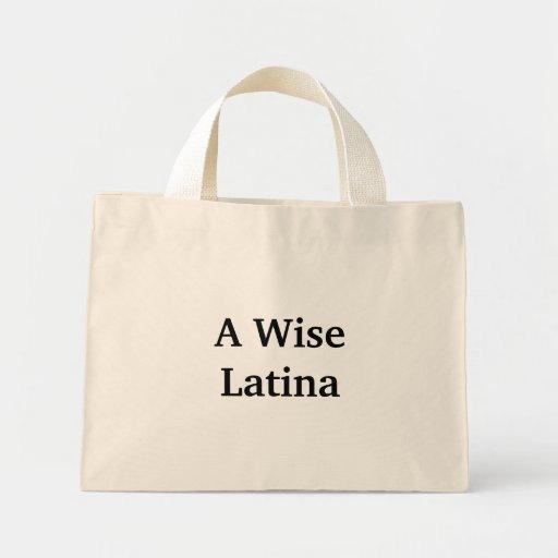 Un tote sabio de Latina Bolsa
