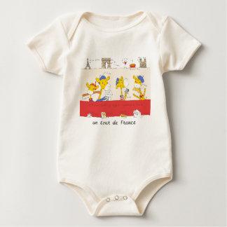 Un tour de France-Apparel Baby Bodysuit