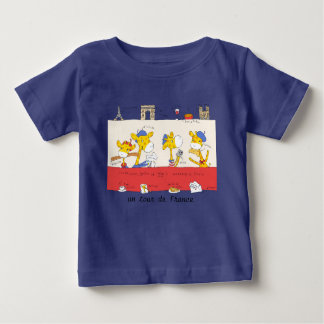 Un tour de France-Apparel Baby T-Shirt