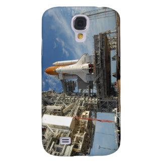 Un transbordador espacial la Atlántida de la Samsung Galaxy S4 Cover