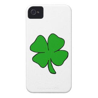 Un trébol iPhone 4 Case-Mate protectores
