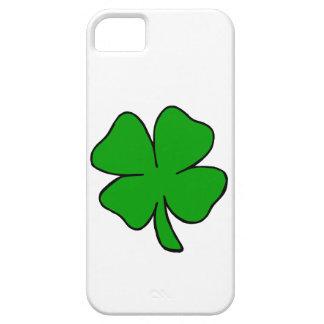 Un trébol iPhone 5 carcasa