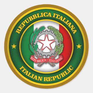 Un tributo a Italia Pegatina Redonda