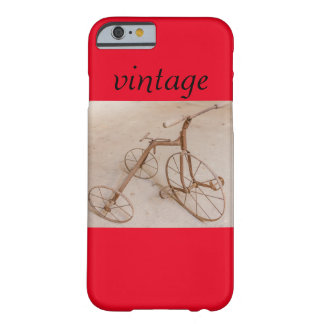 Un TRICICLO VIEJO 1928 IPHONE 6/6S BARELY THERE Funda Barely There iPhone 6