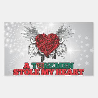 Un turcomano robó mi corazón rectangular altavoces