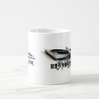 UN turntables Classic White Coffee Mug