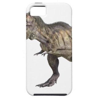 Un Tyrannosaurus Rex que se coloca y que parece iPhone 5 Carcasa