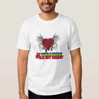 Un ucraniano robó mi corazón camisas