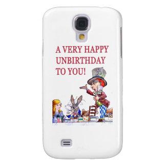 Un Unbirthday muy feliz a usted