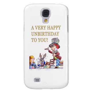 ¡Un Unbirthday muy feliz a usted