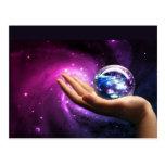Un universo dentro de productos tarjetas postales