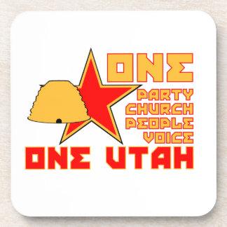 Un Utah Posavasos De Bebidas