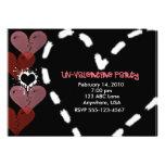 Un-Valentine Party Invitation