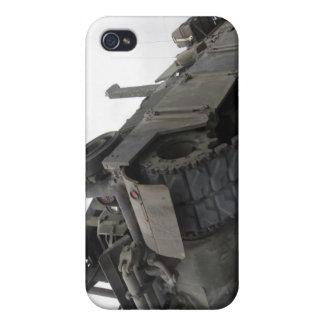 Un vehículo de recuperación de M88A2 Hércules iPhone 4/4S Fundas