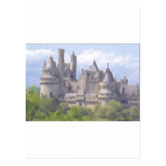 Un verano de Camelot Tarjeta Postal