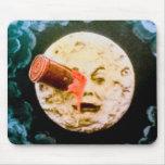 Un viaje a la luna alfombrillas de raton