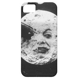 Un viaje a la luna funda para iPhone SE/5/5s
