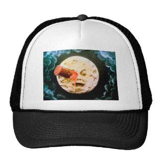 Un viaje a la luna gorra