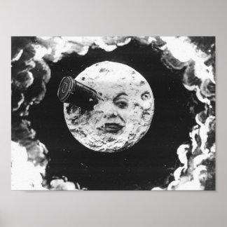 Un viaje a la luna poster