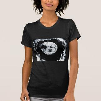 Un viaje a la luna camisetas