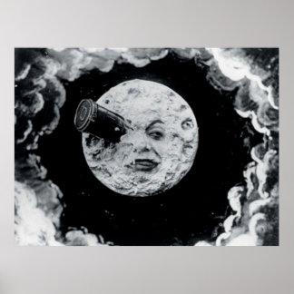 Un viaje a la luna posters