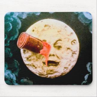 Un viaje a la luna tapete de ratones