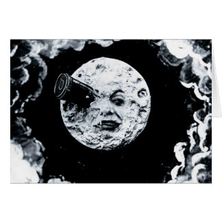 Un viaje a la luna felicitacion