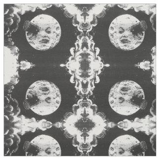 Un viaje a la luna telas
