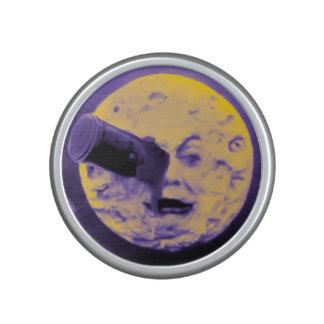 Un viaje al la Lune de los dans de Vintage Le Altavoz Bluetooth