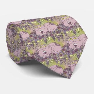 Un vidrio perfecto de pinot negro corbata
