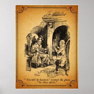 Un villancico del navidad: Le frecuentarán Póster