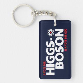 ¡Un voto para el Higgs-Bosón es un voto para dios! Llaveros