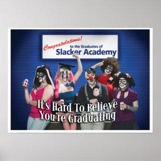Una academia más floja posters