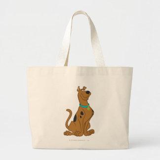 Una actitud que linda más linda 15 de Scooby Doo Bolsa Tela Grande