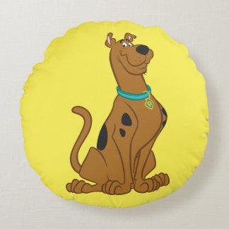 Una actitud que linda más linda 15 de Scooby Doo Cojín Redondo