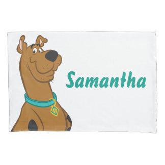 Una actitud que linda más linda 15 de Scooby Doo Funda De Cojín