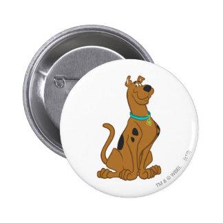 Una actitud que linda más linda 15 de Scooby Doo Pin Redondo 5 Cm