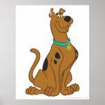 Una actitud que linda más linda 15 de Scooby Doo Póster