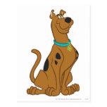 Una actitud que linda más linda 15 de Scooby Doo Postal