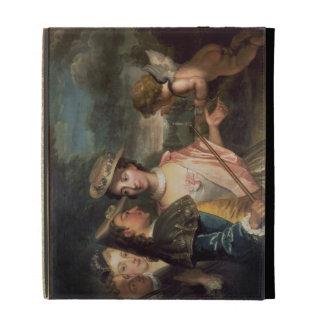 Una alegoría del cortejo