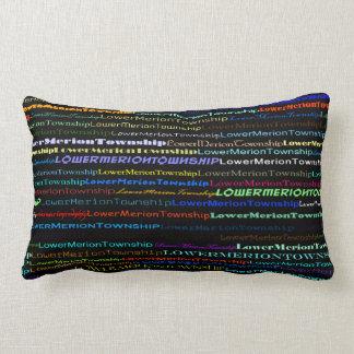 Una almohada más baja del Lumbar del diseño I del