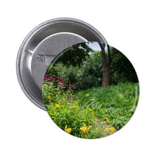 Una arboleda de la flor de los jardines botánicos